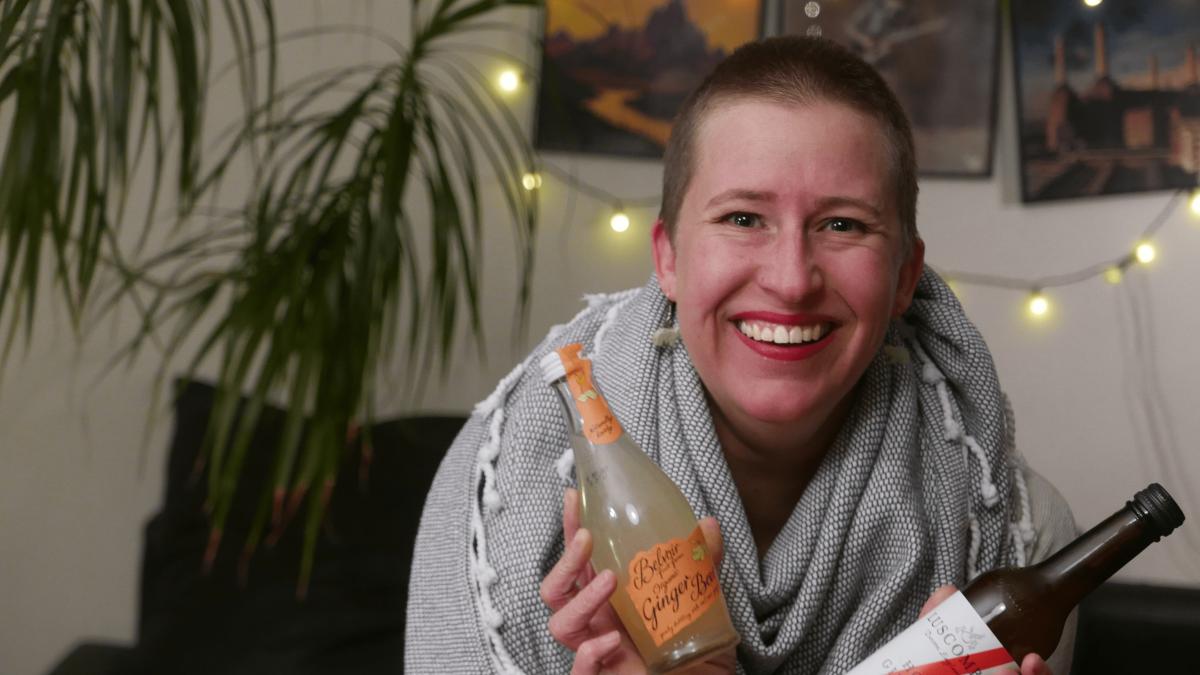 Bewust Onbeschonken Blogger: ginger beer